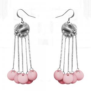 boucles d'oreille chandelier à personnaliser